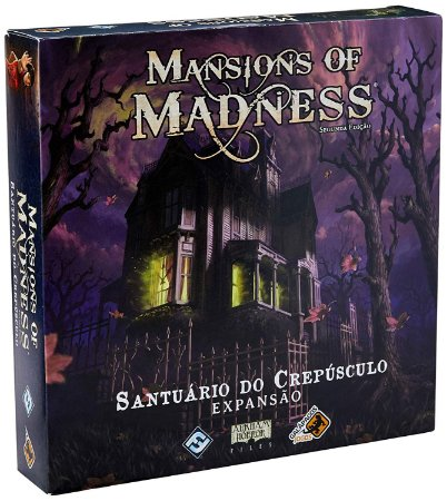 Mansions Of Madness Santuario Do Crepusculo