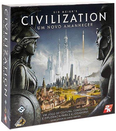 Civilization Um Novo Amanhecer