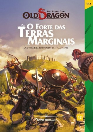 Old Dragon - O Forte Das Terras Marginais