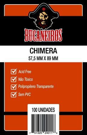 Sleeves Chimera Bucaneiros