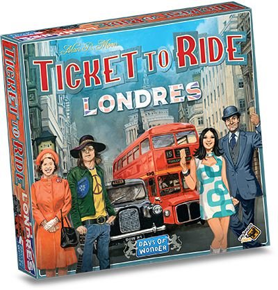 Ticket to Ride: Londes (Pré-venda)