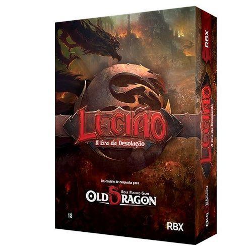 Old Dragon Legião Caixa Básica