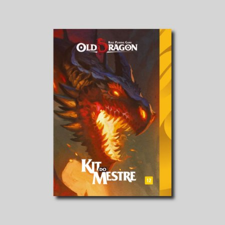 Old Dragon Kit do Mestre