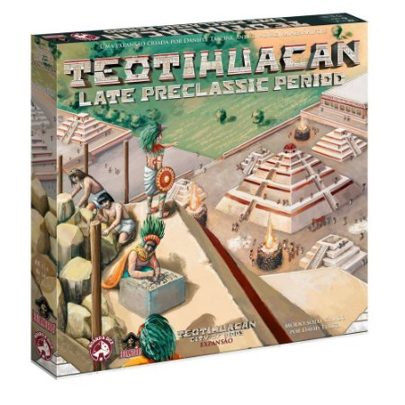 Teotihuacan Late Plassic Period + Promos