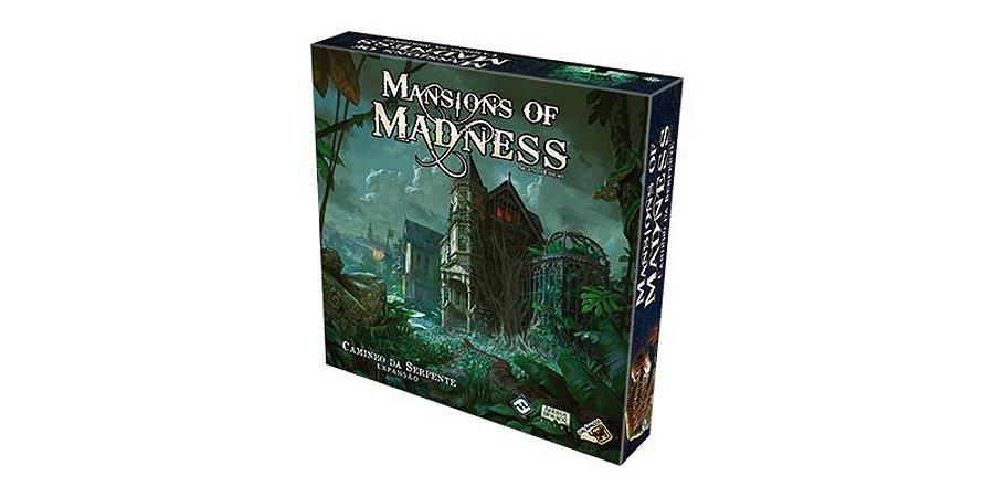 Mansions of Madness Caminho da Serpente