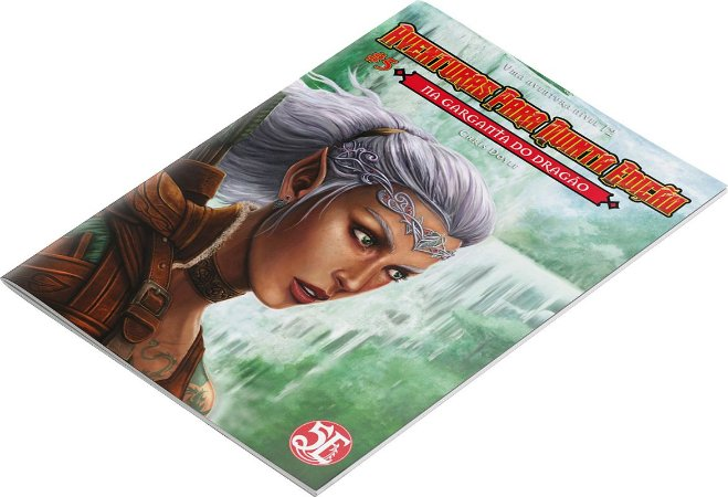 Aventuras para Quinta Edição 5- Na Garganta do Dragão