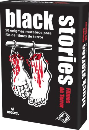 Black Stories Filmes de Terror