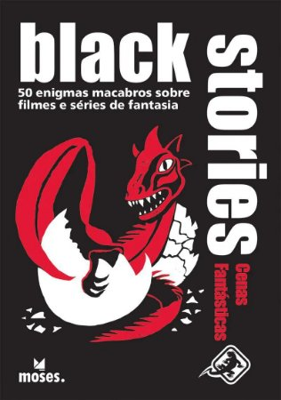 Black Stories Cenas Fantásticas