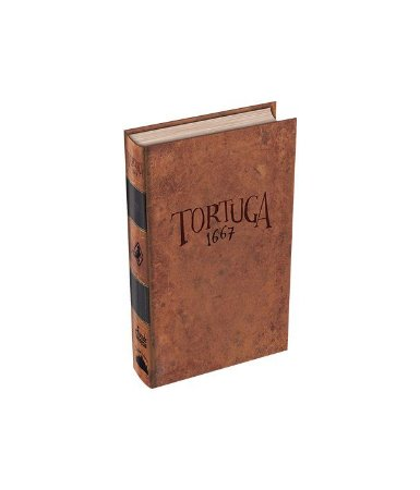 Coleção Cidades Sombrias 1 Tortuga 1667