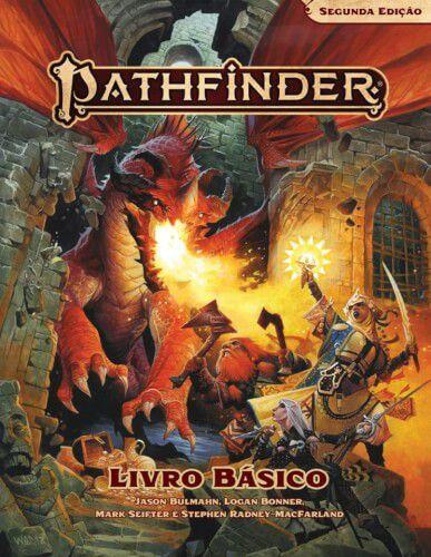 Pathfinder  RPG Livro Básico - Segunda Edição
