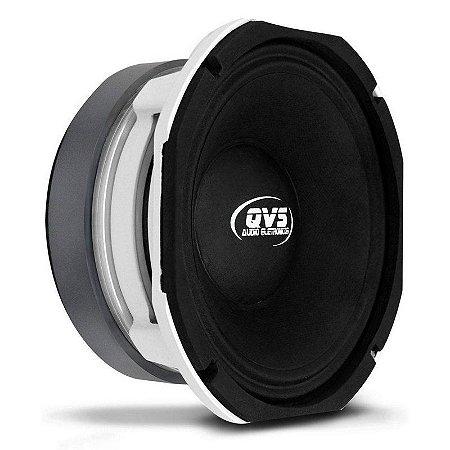 Alto falante 8 pol. 400W 8MGS400 Carcaça Branca 8 Ohms - Qvs Áudio