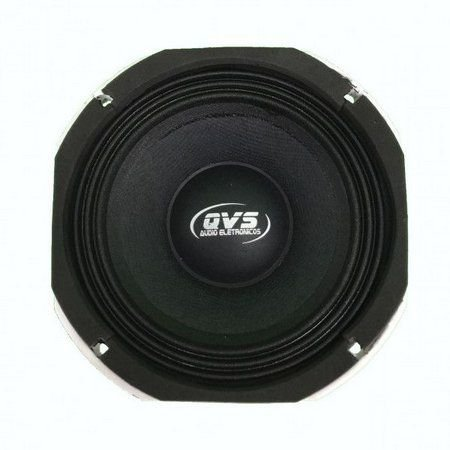 Alto falante 6 pol. 250W 6MGS250 Carcaça Branca 16 Ohms - Qvs Áudio