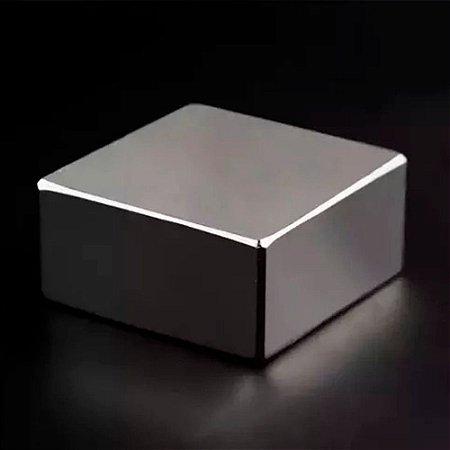 Imã Neodímio 50x50x25mm N52