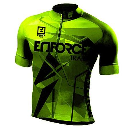 Camiseta de Ciclismo Confort (Masculina) - Enforce Trail