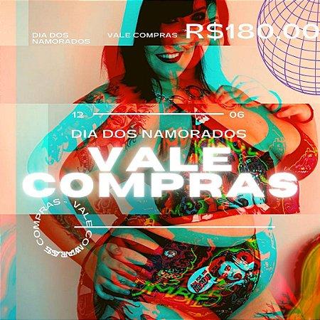 VALE COMPRAS R$180,00