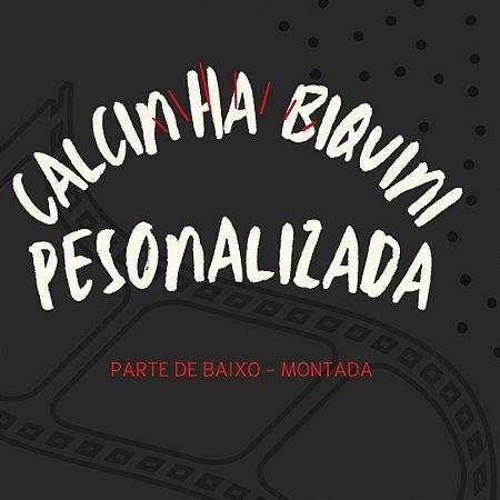 PARTE DE BAIXO - ENCOMENDA ( QUALQUER MODELO )