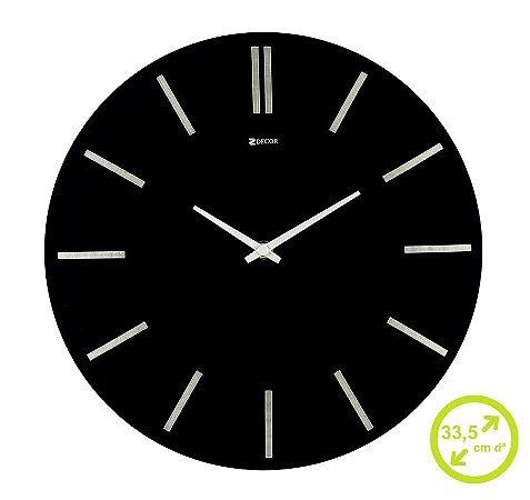 Relógio de parede Moderno - 33,5 cm
