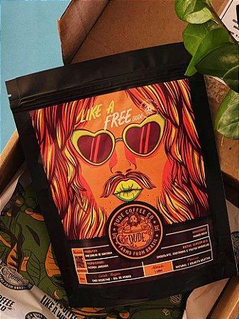 Café Like a Free Dude (Mundo Novo Natural)