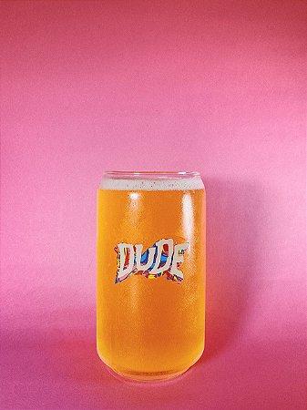 Copo Lata Dude Brewing 475 mL