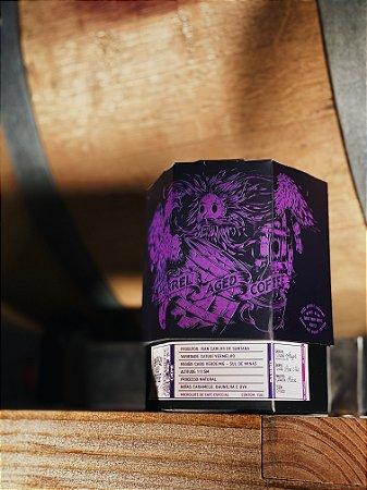 WIne Barrel Aged Coffee - Pinot Noir LOTE 001