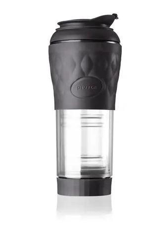 Cafeteira Pressca Preta 350 ml