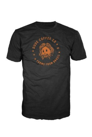 Camiseta Dude Brown