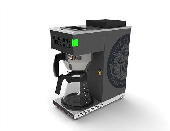 Máquina para Café Coado 7 L/hora - Like a Wild