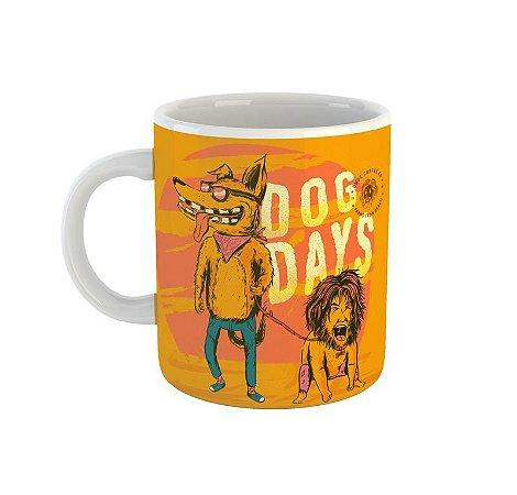 Caneca de Cerâmica Dog Days 250mL