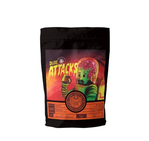 Café Dude Attacks (Catuaí Amarelo Honey)