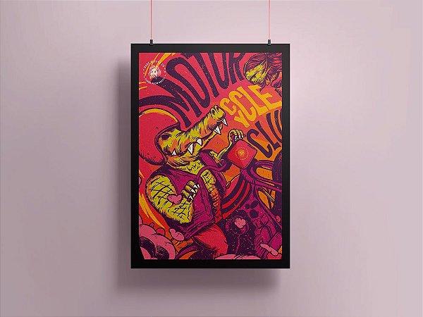 Poster/Quadro Motorcycle