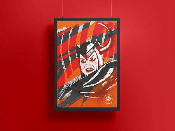 Poster/Quadro Vingador