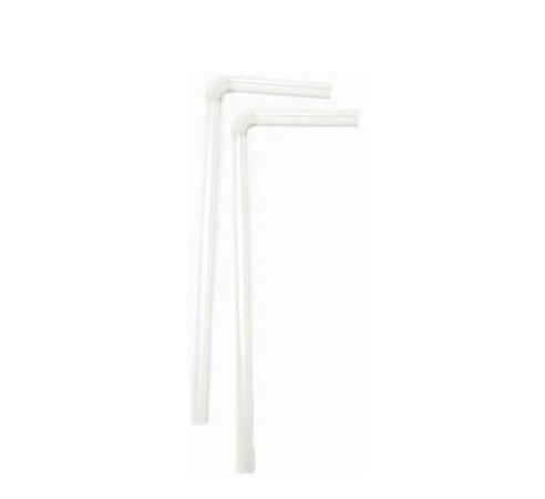 Canudo Sachê Flexível Biodegradável - Glu Glu