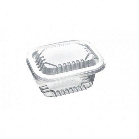 Pote Retangular Freezer e Micro-ondas 200 ml PP1 - Starpack