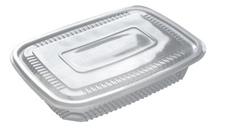 Pote Retangular Freezer e Micro-ondas 1500 ml PP5 - Starpack