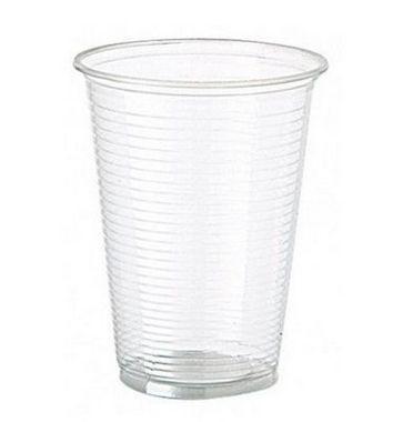 Copo Plástico Descartável Translúcido 300 ml - Cristalcopo