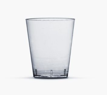 Copo Acrílico para Doces 40 ml - Plastilânia
