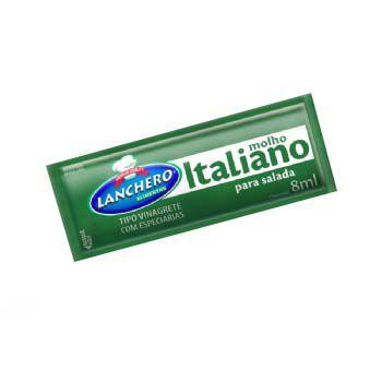 Sachê Molho Italiano Lanchero 8grs - 152 unidades