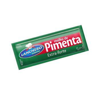 Sachê Pimenta Líquida Lanchero 5grs - 190 unidades