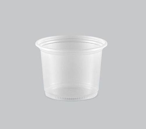 Pote Plástico Liso Copaza 120ml P-06