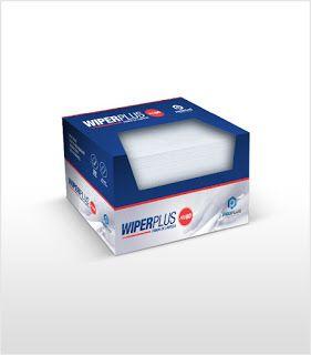 Pano Multiuso Wiperplus Pro60 c/ 100 unidades