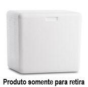 Caixa Térmica de Isopor 21 Litros - Goldpac