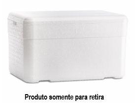 Caixa Térmica de Isopor 50 Litros - Goldpac