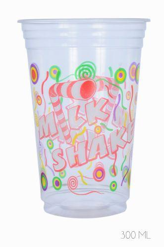 Copo Impresso Milk Shake 330 ml - Kopus