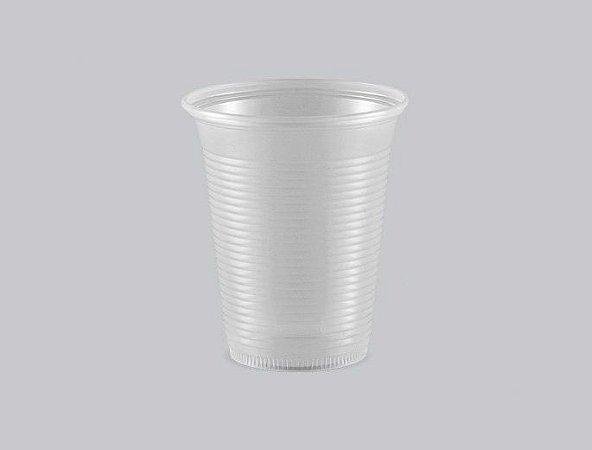 Copo Plástico Descartável Translúcido 200 ml - Copaza