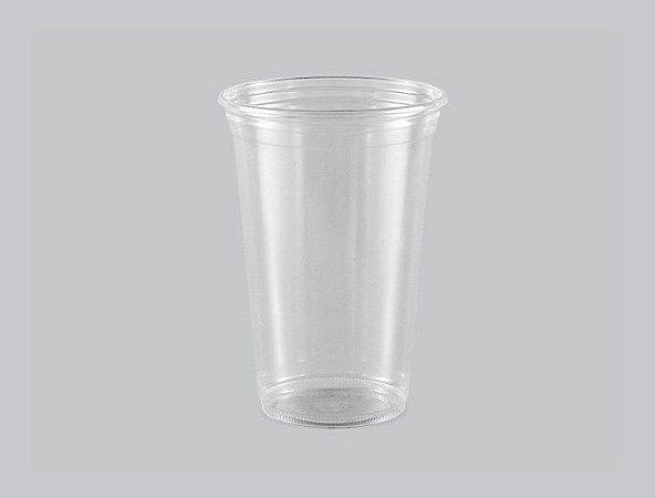 Copo Plástico Descartável Translúcido 300 ml - Copaza