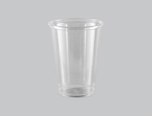 Copo Plástico Descartável Translúcido 400 ml - Copaza