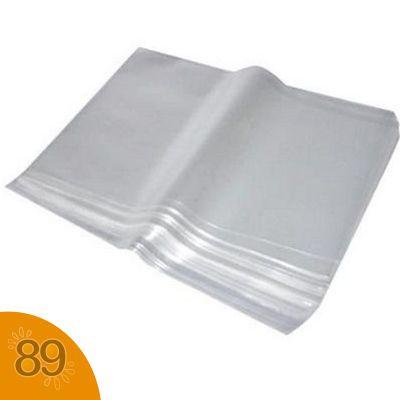 Saco Plástico Virgem de Polipropileno - PP - Transparente - 1kg