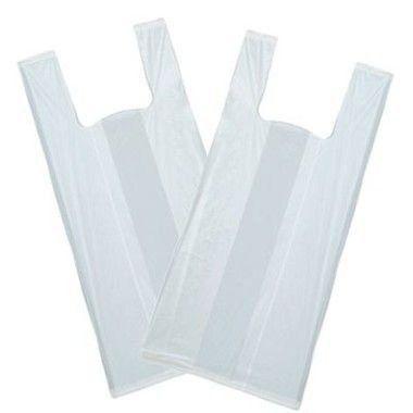 Sacola Plástica Economil Branca - 700 unidades