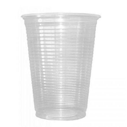 Copo Plástico Descartável Translúcido 200 ml - Copomais