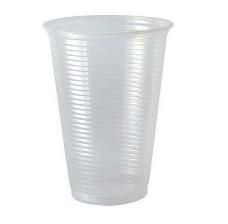 Copo Plástico Descartável Translúcido 300 ml - Copomais